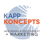 Kapp Koncepts Web Design & Development + Marketing